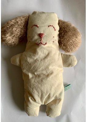 Mamabel Mamabel - knuffelhondje non bleached cotton