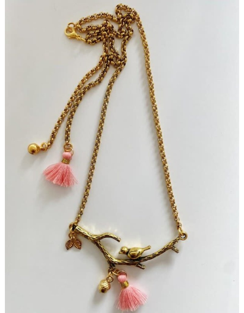By Melo By Melo - Birdy ketting