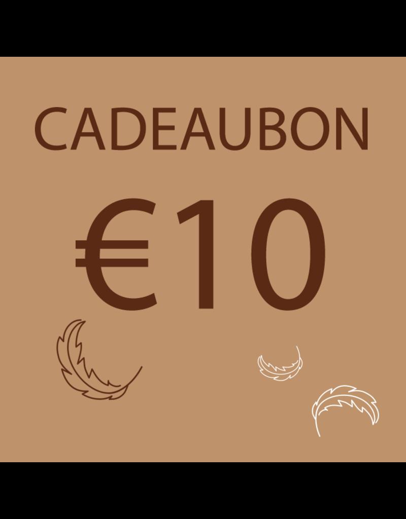 Donsaapje Cadeaubon €10