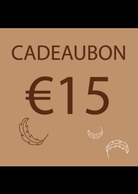 Donsaapje Cadeaubon €15