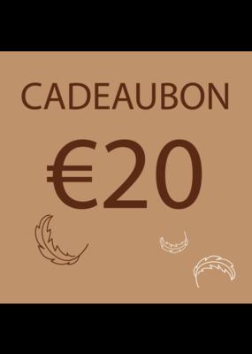 Donsaapje Cadeaubon €20