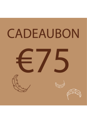 Donsaapje Cadeaubon €75