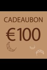Donsaapje Cadeaubon €100