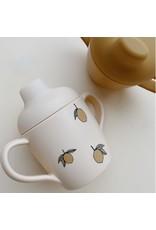 Konges Sløjd Konges Sløjd 2 Pack Sippy Cup - Tuitbeker - Lemon