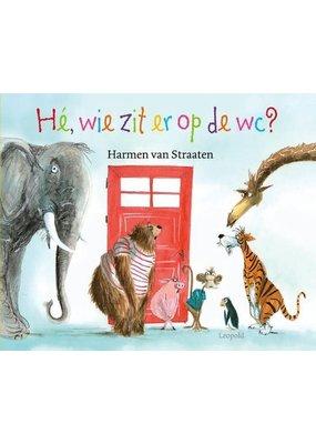 Boeken Boek - Hé, wie zit er op de wc?