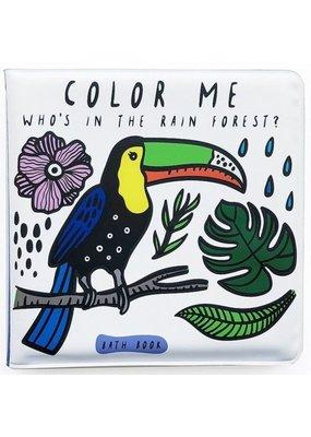 Boeken Badboekje - Wie speelt er in de regen?