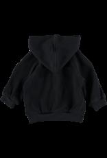 My Little Cozmo My Little Cozmo - Organic quadrille baby jacket Dark Blue