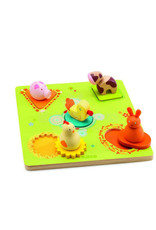 Djeco Djeco - Puzzel 3D dieren Bildi