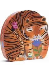 Djeco Djeco - Puzzel de tijgerloop (24st)
