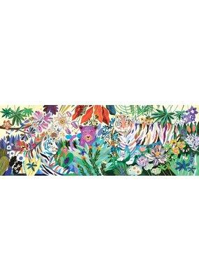 Djeco Djeco - Puzzel regenboog tijgers (1000st)