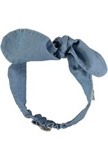 My Little Cozmo My little Cozmo - Chambray hairband Blue