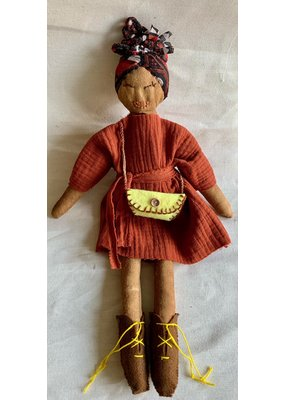 Mamabel Mamabel - Cinnamon doll roest