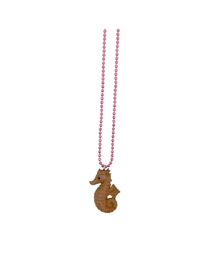 Pop Cutie Pop Cutie - Gacha Zeepaardje Roze met bruin