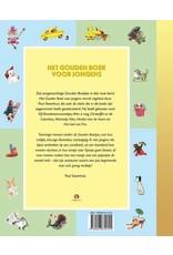 Boeken Boek - Gouden boek voor jongens