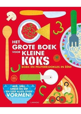 Boeken Boek- Grote boek voor kleine koks