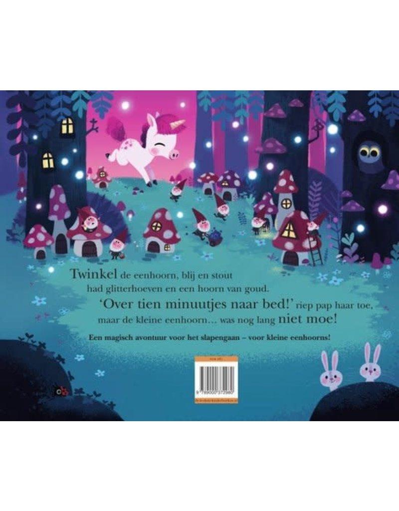 Boeken Boek - Over tien minuutjes naar bed kleine eenhoorn