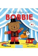 Boeken Boek - In het circus met Bobbie ( geluidenboekje)