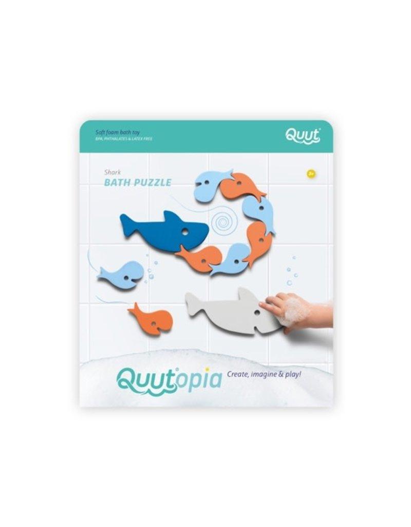 Quut Quutopia- Haaien bad puzzel