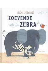 Boeken Boek - Zoevende zebra