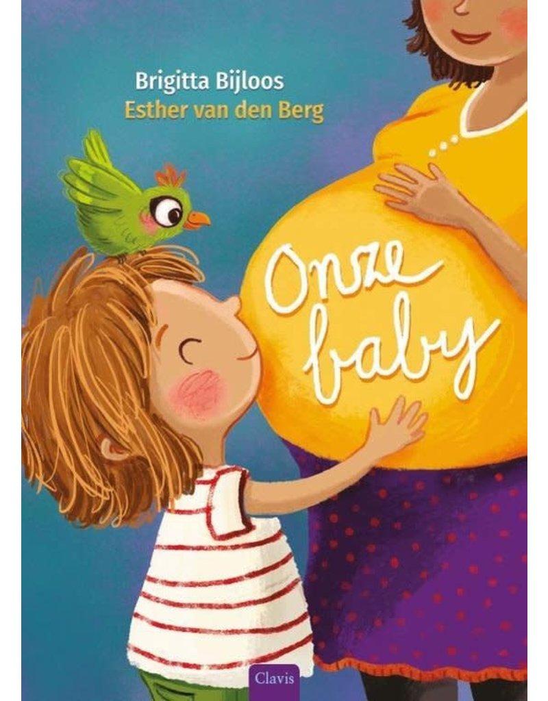 Boeken Boek - Onze baby