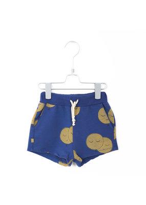 Lötiekids Lötiekids - Shorts Moons Indigo Blue