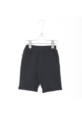 Lötiekids Lötiekids - Bermuda Shorts Solid - Charcoal