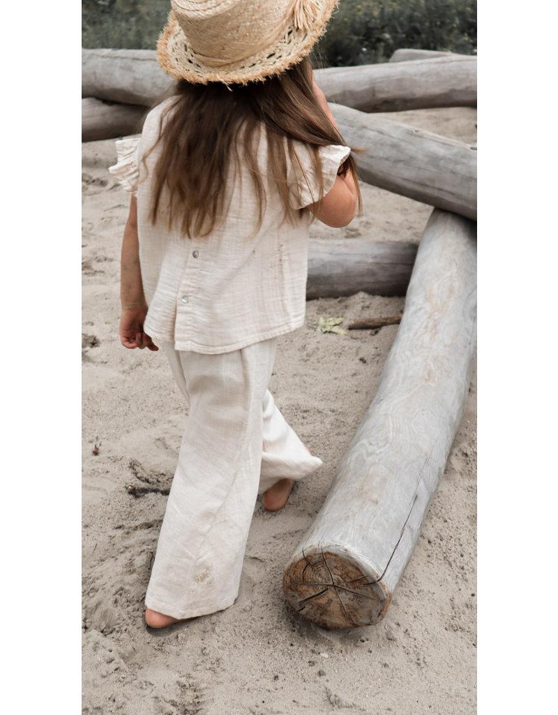 Petit Blush Petit Blush - Olivia wide leg pants