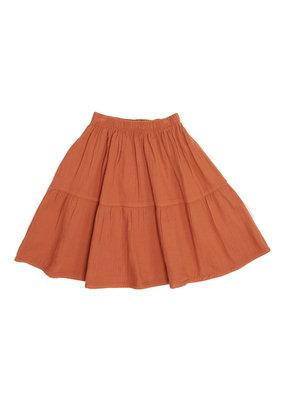 Petit Blush Petit Blush - Lewis frill Skirt ( Sierra)