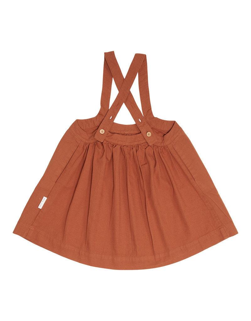 Petit Blush Petit Blush - Oversized pinafore dress