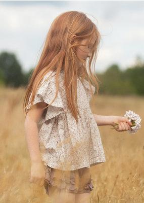 Kids on the moon Kids on the moon - Meadow yoke blouse