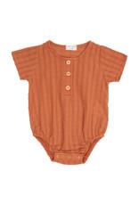 Petit Blush Petit Blush - Mikkie short sleeve bodysuit