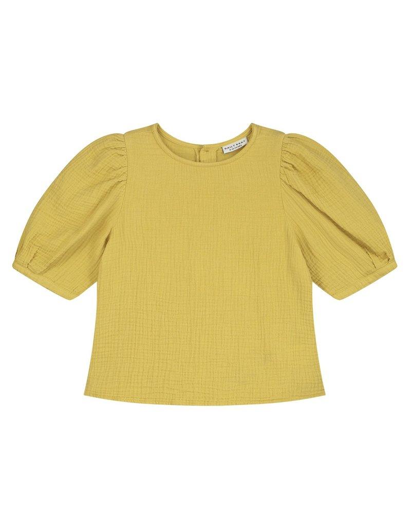 Daily Brat Daily Brat - Sara top mellow Yellow