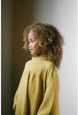 Daily Brat Daily Brat - Lois ruffle dress mellow Yellow