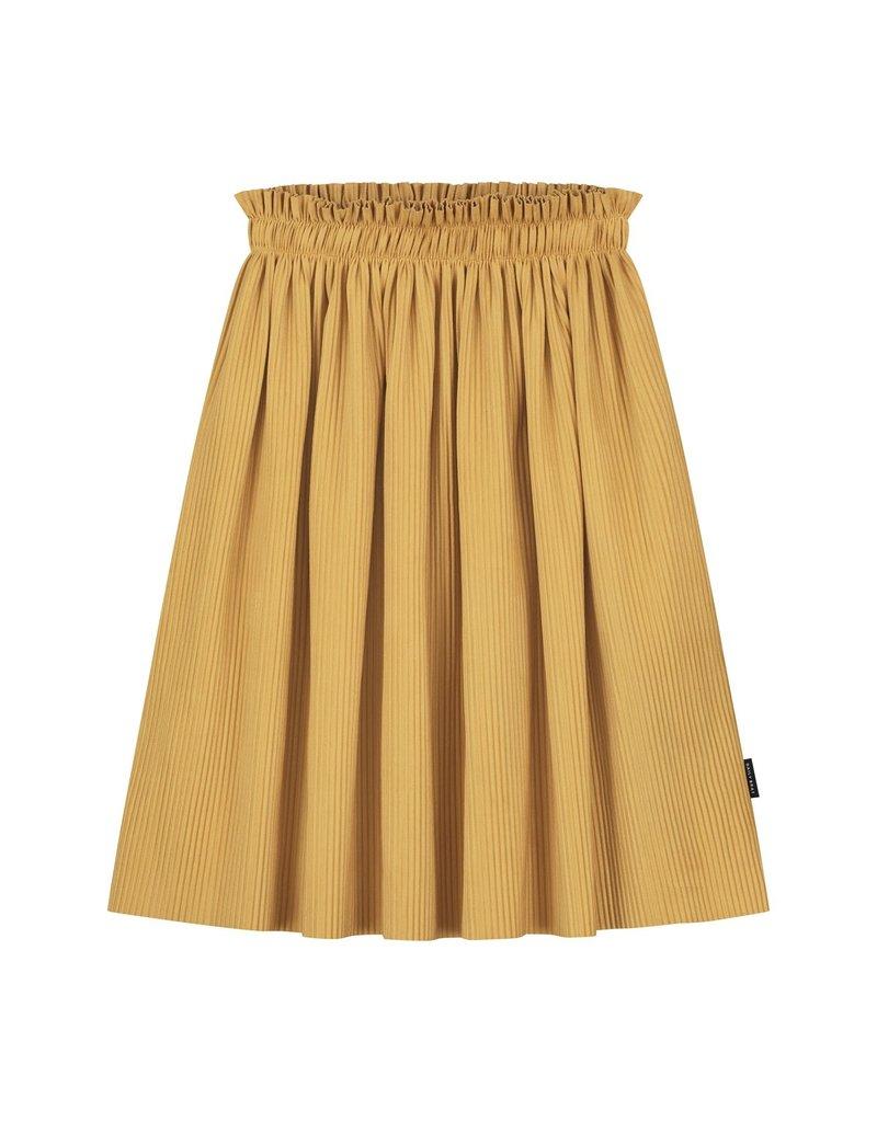 Daily Brat Daily Brat - Nova plisse skirt misty Yellow