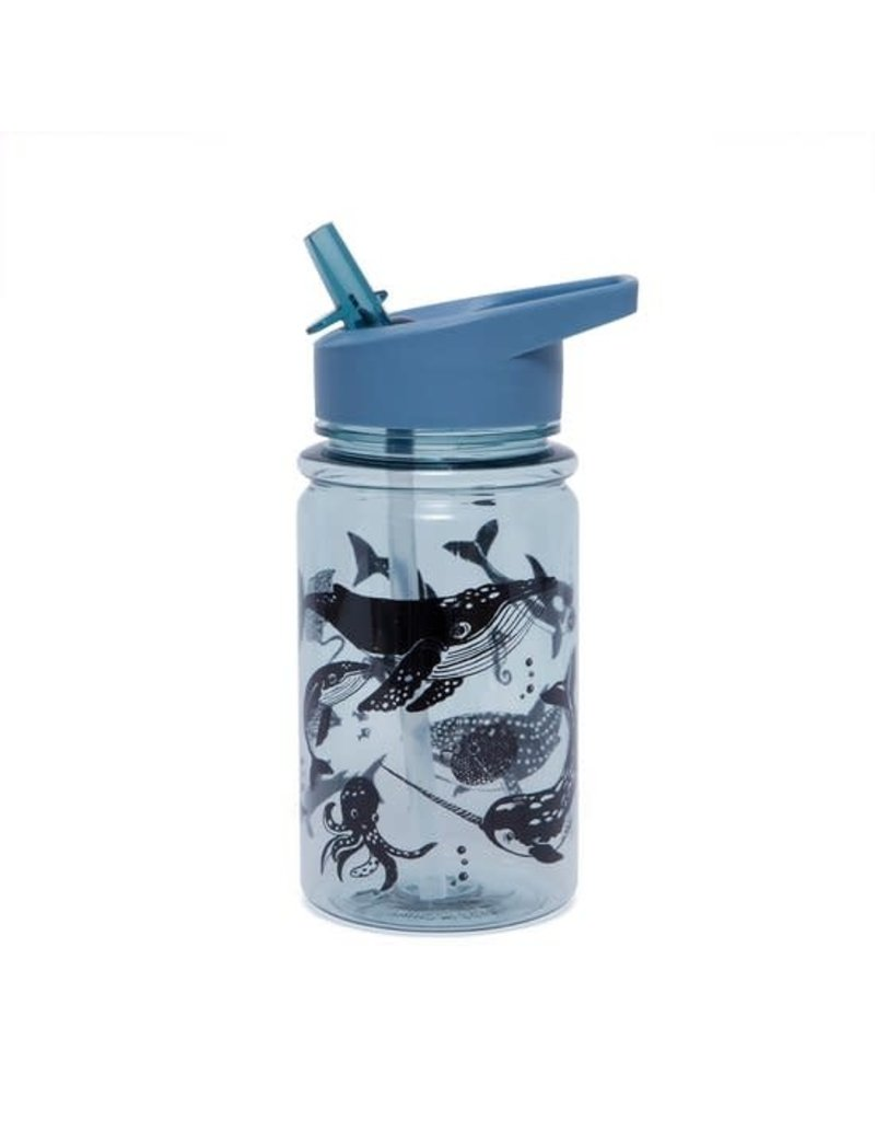 Petit Monkey Petit Monkey - Drinking bottle sea animals