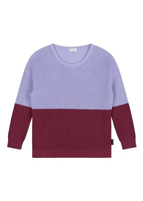 Daily Brat Daily Brat - Georgie knitted sweater Lilac