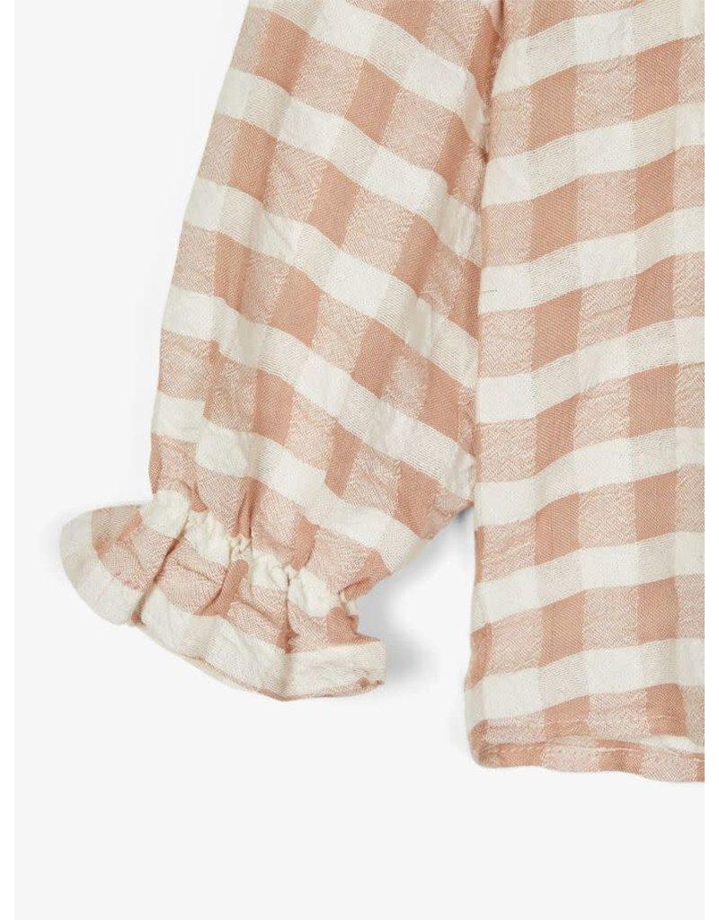 Lil ' Atelier Lil' Atelier : Finga blouse gesmokt