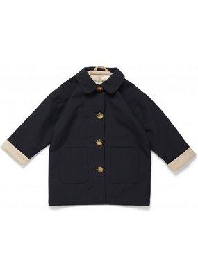 Konges Sløjd Konges Sløjd : Dark Navy Tone Jacket