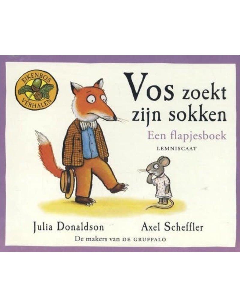 Boeken Boek - Vos zoekt zijn sokken