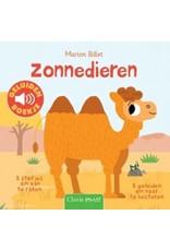 Boeken Boek : Zonnedieren ( geluidenboekjes)