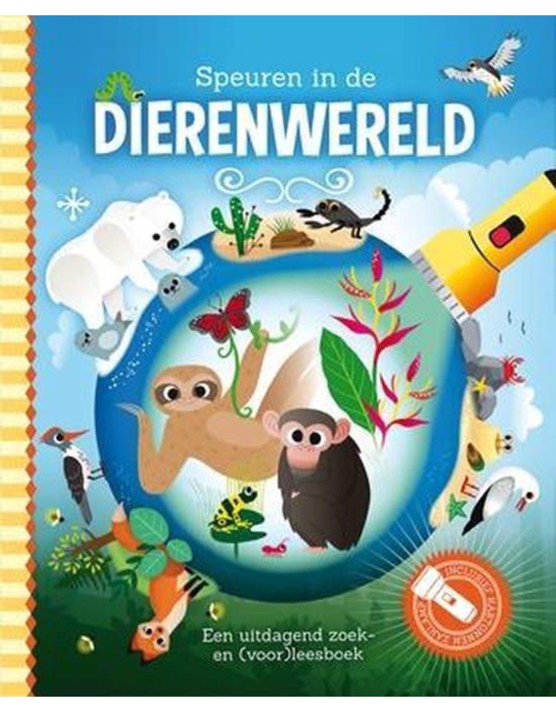 Boeken Boek : Speuren in de dierenwereld