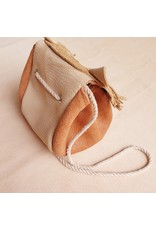 Atelier Ovive Atelier Ovive - Lion bag nude/rust