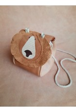 Atelier Ovive Atelier Ovive - Grizzly bear bag rust/peach