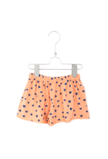 Lötiekids Lötiekids : Loose shorts flower salmon