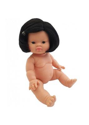 Paola Reina Paola Reina : babypop gordi met zwart haar (34cm)