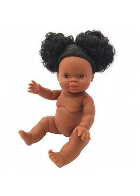 Paola Reina Paola Reina : babypop gordi meisje met donker haar - (34cm)