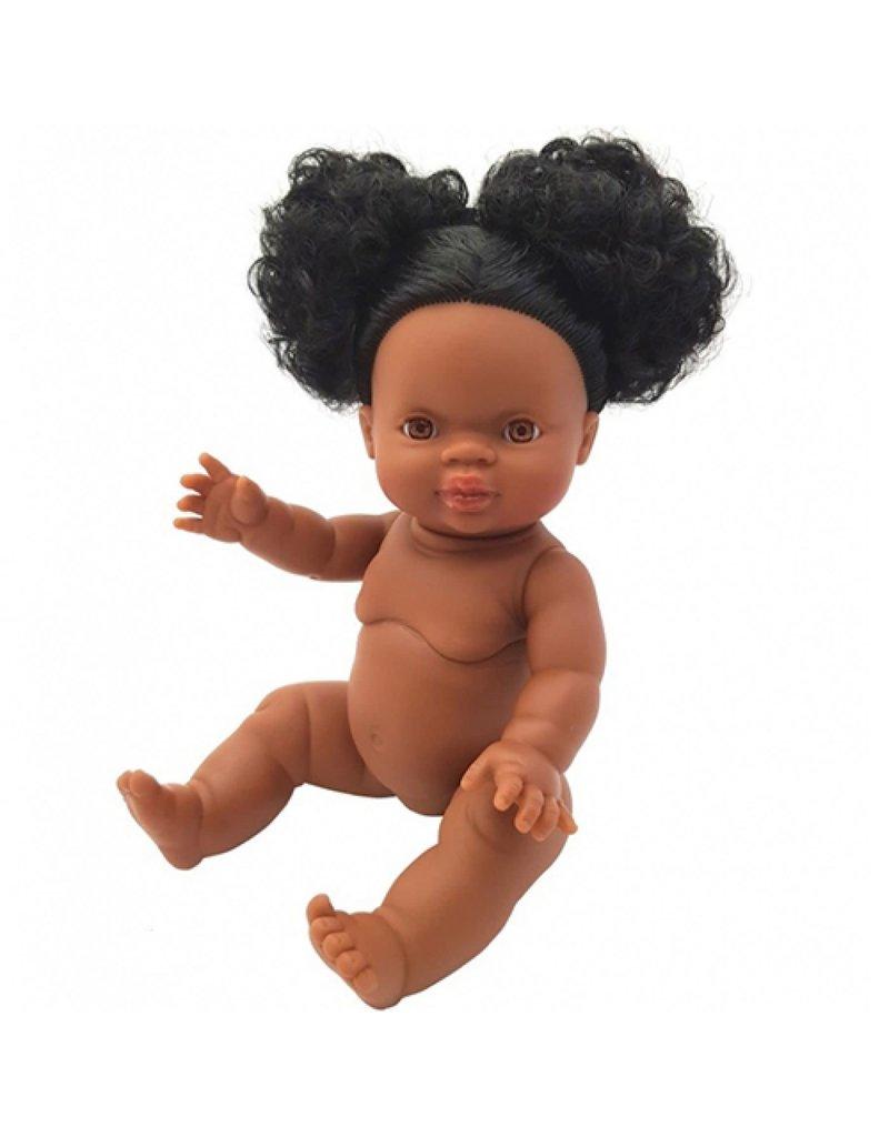 Paola Reina Paola Reina : babypop gordi meisje met donker haar - 34cm