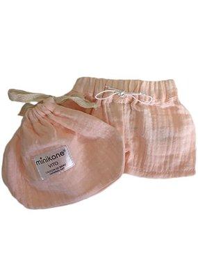 Minikane Minikane : Poppen broekje zacht roze
