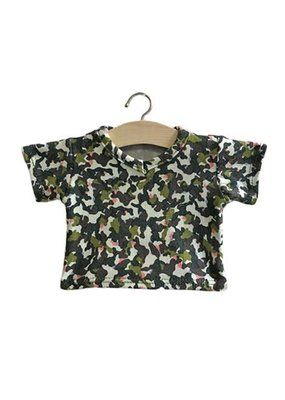 Minikane Minikane : Poppen T-shirt army