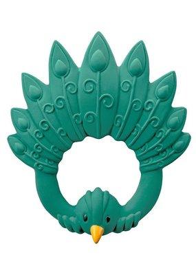 Natruba Natruba : Bijtring Pauw groen